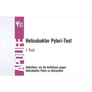 Selbsttest Helicobacter