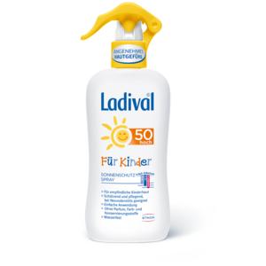 Kinderhaut Sonnenschutz Spray LSF 50