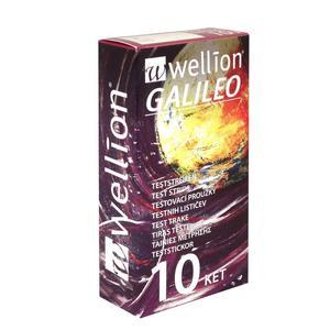 Galileo Teststreifen KET - 10 Stück