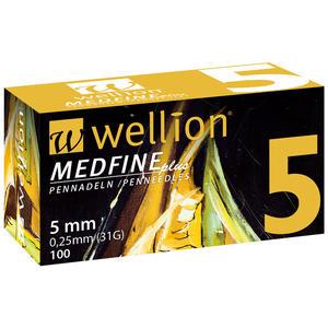 Medfine plus Pennadeln - 5 mm