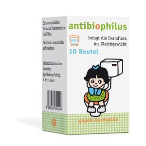 Antibiophilus Pulver - 10 Stück
