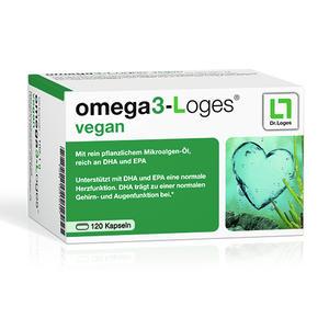 omega3-Loges vegan - 120 Stück