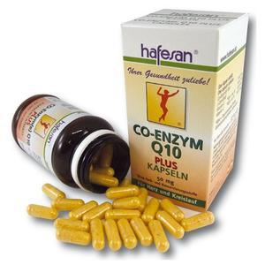Co-Enzym Q10 Plus 50 mg Kapseln