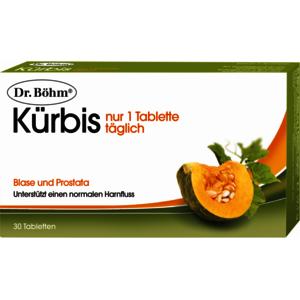 Kürbis nur 1 Tablette täglich - 90 Stück