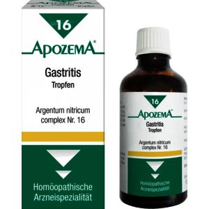 Gastritis-Tropfen Nr. 16