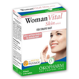 WomanVital Skin Kapseln
