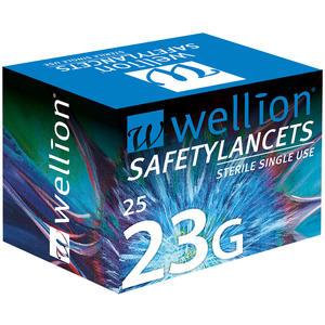 SafetyLancets 23G - 25 Stück