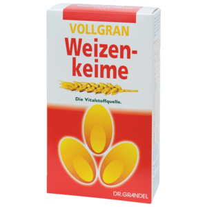 Vollgran Weizenkeime - 1000 g