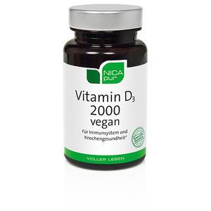 Vitamin D3 2000 vegan