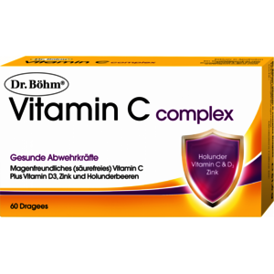 Vitamin C complex Dragees