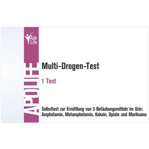 Selbsttest Multidrogen