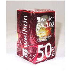 Galileo Teststreifen GLU - 50 Stück