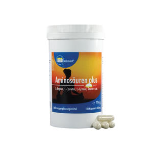 Aminosäuren Plus
