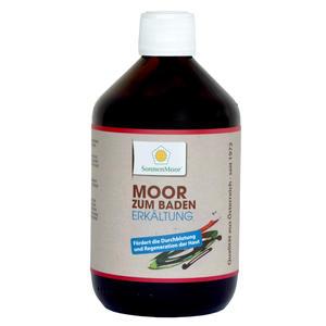 Moor zum Baden Erkältung