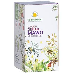 Mawo-Tee im Filterbeutel