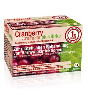 Cranberry UroForte plus Birke