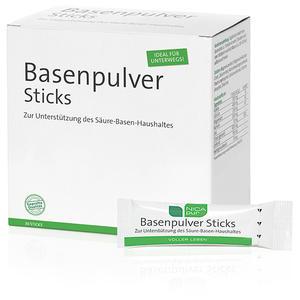 Basenpulver Sticks
