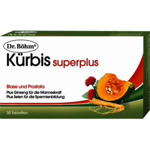 Kürbis superplus Tabletten