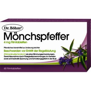 Mönchspfeffer 4 mg Filmtabletten