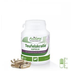 Hunde-Ergänzungsfutter - AniForte® Teufelskralle Kapseln 100stk.