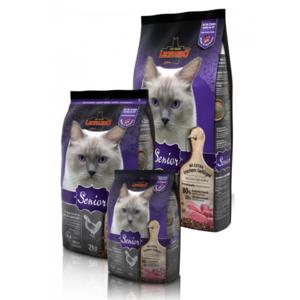 Katzen-Trockenfutter - LEONARDO® Trockenfutter Senior 400g