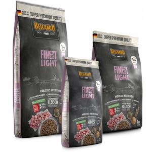 Hunde-Trockenfutter - Abverkauf BELCANDO® Finest Light 1kg MHD 03/21