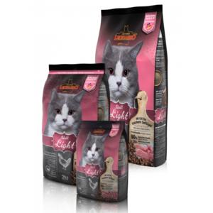 Katzen-Trockenfutter - LEONARDO® Adult Light 400g