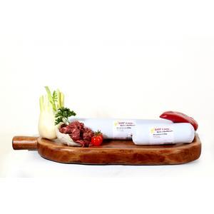 Hunde BARF & Frostfutter - 20stk. Box Pferdefleisch 1kg tiefgefroren