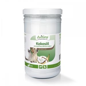Hunde-Ergänzungsfutter - AniForte® Kokosöl aus kontrolliertem Anbau 1 Liter