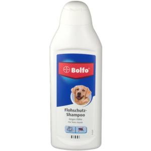 Hunde-Pflege - Abverkauf - Bolfo® Flohschutz-Shampoo - MHD 07/20