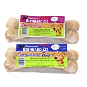 Hundesnacks & Kauartikel - ZIZ Pansen Bone 1stk.