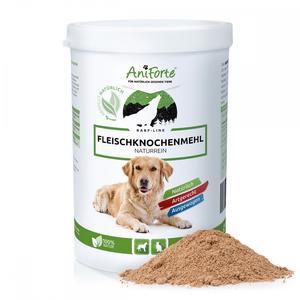 Hunde-Ergänzungsfutter - ® Naturreines Fleischknochenmehl 500g