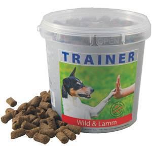 Hundesnacks & Kauartikel - Trainings Snack Wild und Lamm 700g Kübel