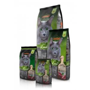Katzen-Trockenfutter - LEONARDO® Adult Lamb 2kg