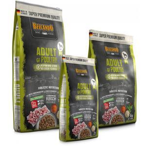 Hunde-Trockenfutter - Abverkauf - BELCANDO® Adult GF Poultry 1kg - MHD 04/21