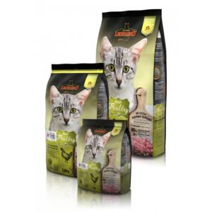 Katzen-Trockenfutter - LEONARDO® Adult Poultry GF 300g