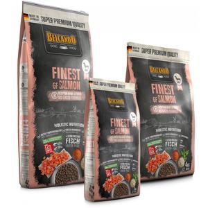 Hunde-Trockenfutter - BELCANDO® Finest GF Salmon 1kg