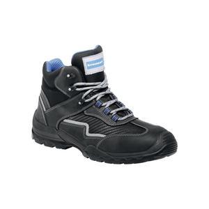 SI-Schuh Juist S3 schwarz 43