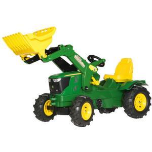 John Deere 6210 R - mit Luftbereifung- Farmtrac