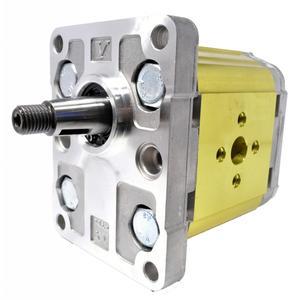 Hydraulikpumpe XV-2P BG2 40 mm M8 mm 30 mm M6 mm 3,05 kg 118,2 mm 57,2 mm rechts 22,80 cm³/Umdr. 240 bar 200 bar