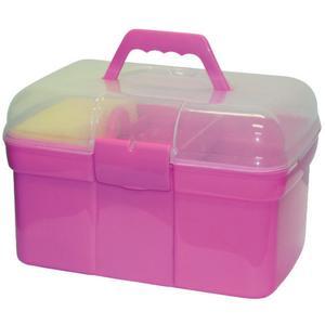 Putzbox befüllt 8-teilig, rosa