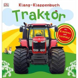 Klang Klapp Traktor Buch