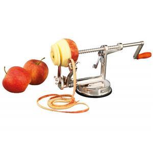 Apfelschäler mit Saugbefestigung