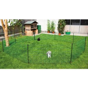 Kaninchennetz Einzelspitze 12 m
