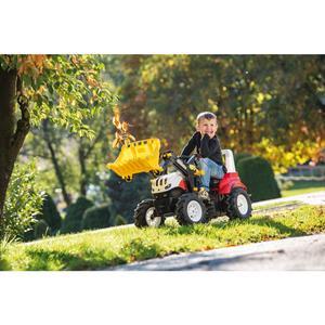 Rolly Toys Steyr 6300 Terrus CVT mit Luftbereifung Farmtrac