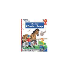 Pferde und Ponys (Wieso? Weshalb? Warum?) Kinderbuch