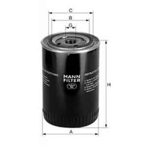Hydraulkölfilter-Patrone W 951/5