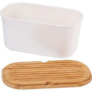 Brotbox mit Schneidbrett