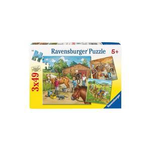 Puzzle Reiterhof