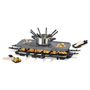 Raclette & Fondue Set